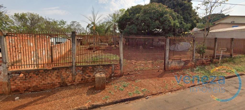 Terreno para venda no Santa Terezinha em Londrina com 309m² por R$ 150.000,00