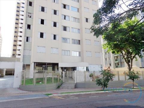Apartamento para venda no Andrade em Londrina com 71m² por R$ 250.000,00