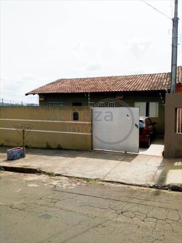 Casa Residencial para venda no Francisconi em Londrina com 77m² por R$ 250.000,00