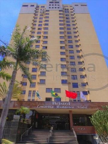 Apartamento para venda no Centro em Londrina com 86m² por R$ 139.000,00