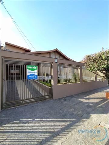 Casa Residencial para venda no Santa Monica em Londrina com 149m² por R$ 580.000,00