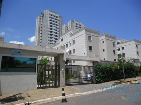 Apartamento para venda no Vale dos Tucanos em Londrina com 61m² por R$ 190.000,00