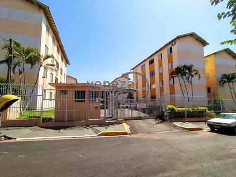 Apartamento para venda no Tiete em Londrina com 57m² por R$ 168.000,00