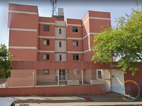 Apartamento para venda no Ricardo em Londrina com 50m² por R$ 135.000,00
