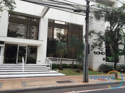 Apartamento para venda no Centro em Londrina com 54m² por R$ 420.000,00