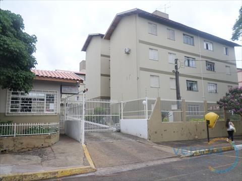 Apartamento para venda no Tiete em Londrina com 55m² por R$ 140.000,00