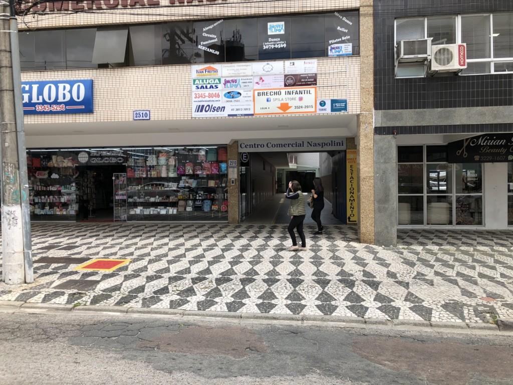 Conjunto Comercial para locacao no Portao em Curitiba com 57m² por R$ 920,00