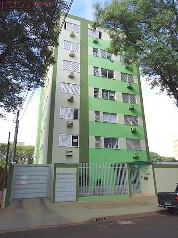 Apartamento para locacao no Zona 07 em Maringa com 92m² por R$ 800,00
