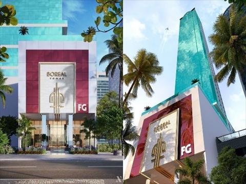 Apartamento para venda no Centro em Balneario Camboriu com 341m² por R$ 7.200.000,00