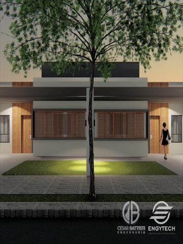 Casa Residencial para venda no Ecovalley Ecologic City em Sarandi com 79m² por R$ 258.000,00